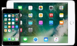 iPhone 受付システム